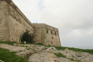 """Posteriore castello di Licata """"San D'agelo"""""""