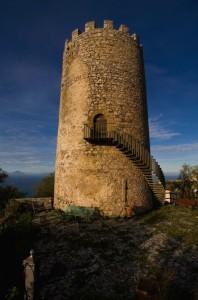 La torre di Piraino