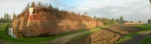 Le mura di Sabbioneta