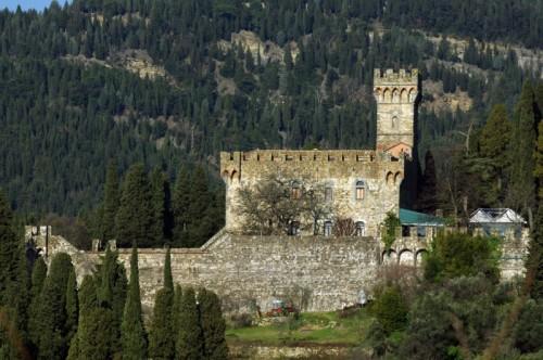 Fiesole - Castel di Vincigliata