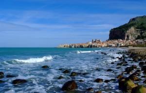 Cefalù e il suo mare