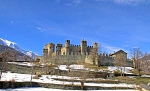 Fenis - castello
