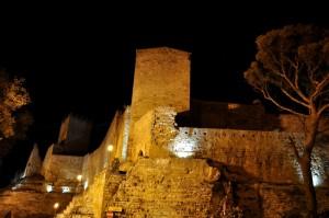Castello di Lombardia, di luce dorato!