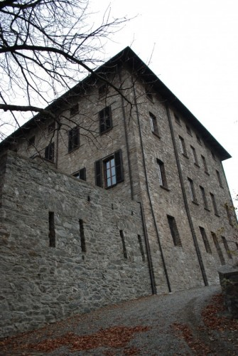 Châtillon - Castello del Baron