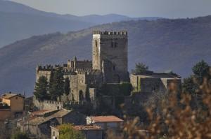 Il castello dei Caetani