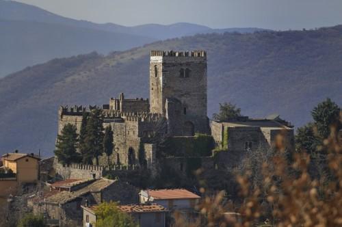 Torre Cajetani - Il castello dei Caetani
