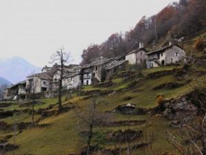 Il villaggio di Cappia