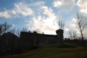Fenis,castle