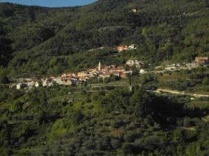 la valle d'Arroscia…..