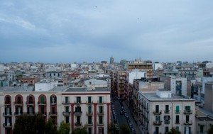 Sui tetti di Taranto