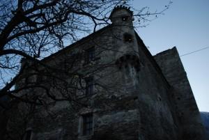 Il castello di Saint-Marcel