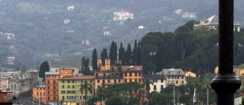 Santa Margherita Ligure - Povera Villa Durazzo! Seminascosta dal lampione!!!