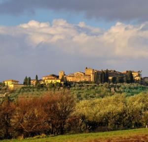 La bellissima campagna toscana - S.Donato in Poggio 2