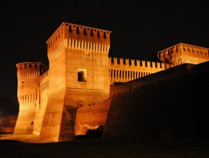 Le mura e la Rocca