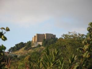 """Il castello ove si tenne la """"congiura dei baroni"""""""