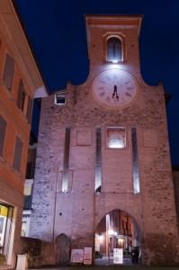 L'orologio della Rocca