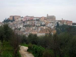 Panorama di Loreto Aprutino