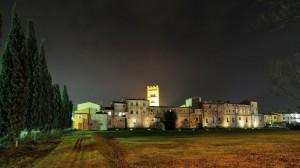 Le originali mura di Altopascio