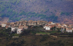 Un paesello - Castelvecchio
