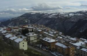 I tetti di Gorgoglione