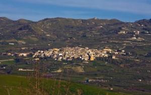 Il cielo su Villafranca Sicula