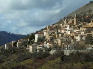 Panorama di Calascio