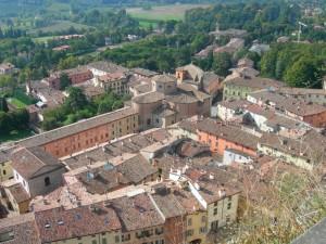 Panorama di Brisighella