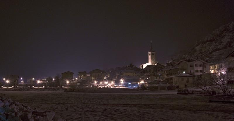 ''Chambave di notte'' - Chambave