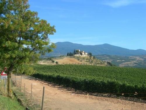Montalcino - Il castello di Velona
