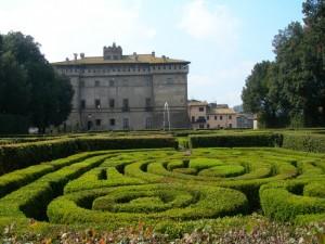 Il castello di Vignanello