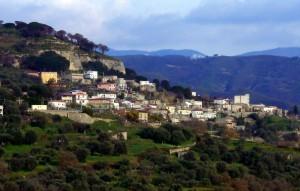 La frazione Ortì di Reggio