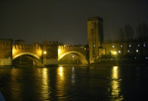 Il ponte by night