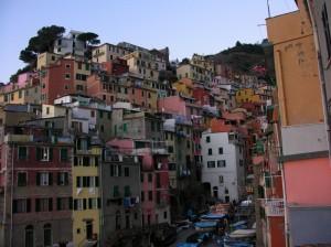 Panorama di Riomaggiore