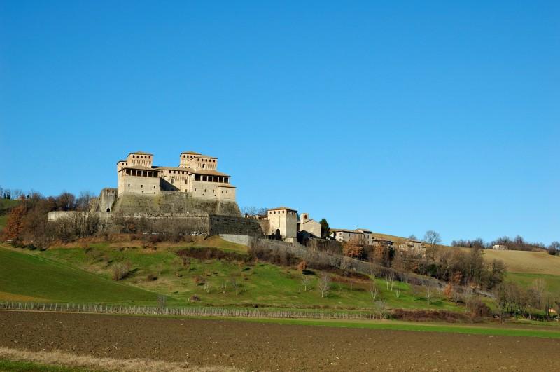 ''Torrechiara - Il Castello ed il suo Borgo'' - Langhirano