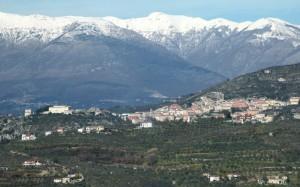 Arpino panorama