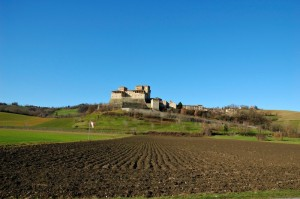 Panoramica di Torrechiara