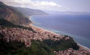 Panorama di Bagnara