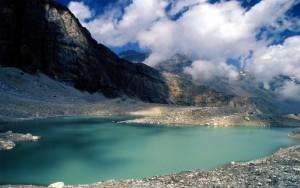 Tutti i colori del lago Tsanteleina