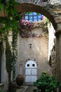 Dentro il castello Aragonese