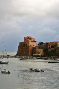 il castello ed il mare