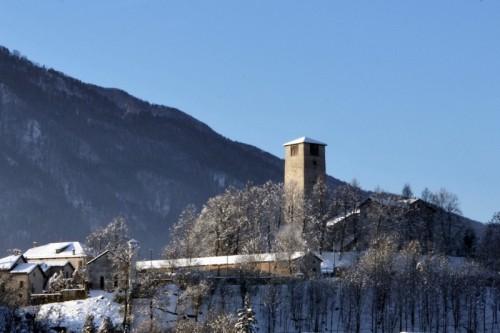 Feltre - La torre del castello