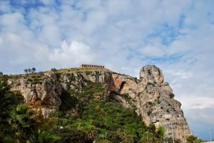 il monte sant'Angelo a Terracina