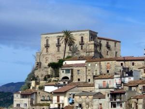 Il castello di Placanica