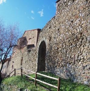 Un borgo fortificato