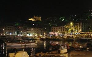 Porto S. Stefano by night