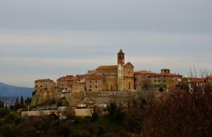 Caldana, frazione di Gavorrano
