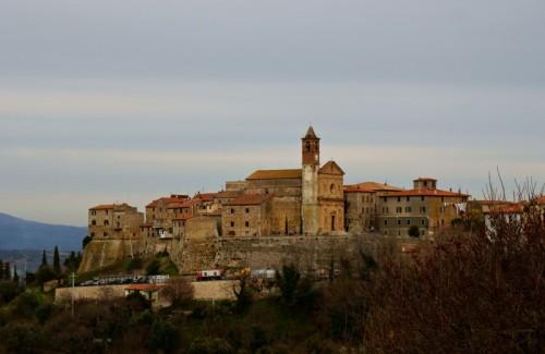Gavorrano - Caldana, frazione di Gavorrano