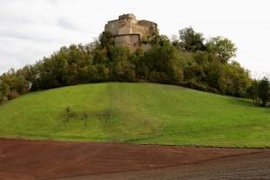 Castello di Rossena, l'altro lato