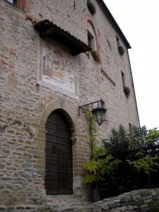 Particolare del Castello
