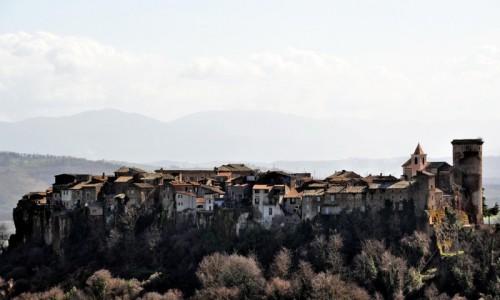 Bomarzo - Controluce di Mugnano